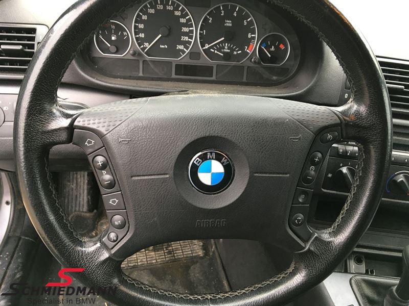 Retrofit kit multifunc. steering wheel 4 spoke.