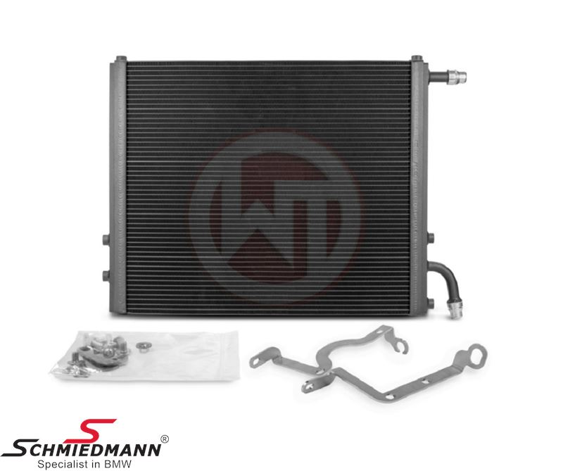 Wagner competition radiator kit