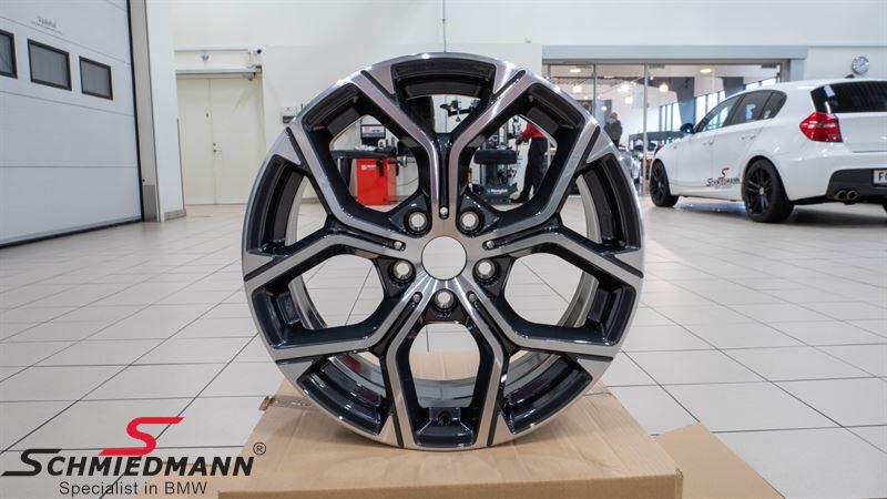 "18"" Spoke 579 rim 7,5X18 ET51 (original BMW)"