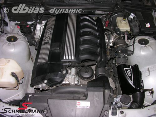 Sport air intake system dbilas, made in Germany
