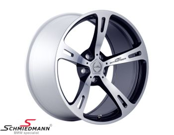 "20"" original -AC Schnitzer type V- rim -forged- 9X20"
