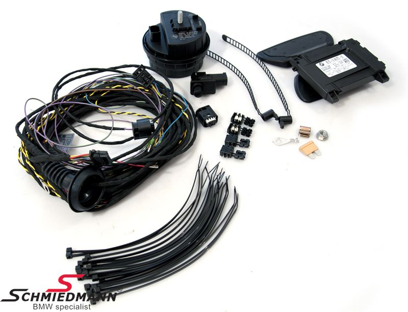 Installations-kit alarm system original BMW