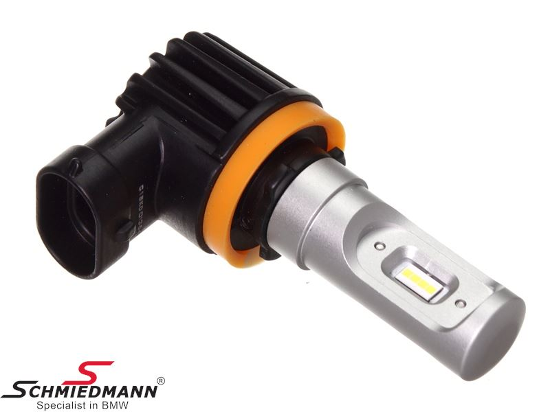 LED Performance Headlight Bulb Set H8/H9/H11/H16 - 5700K - Model 1