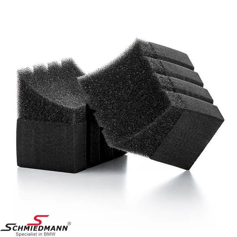 Soft99 Tire Wax Sponge 2 pcs.
