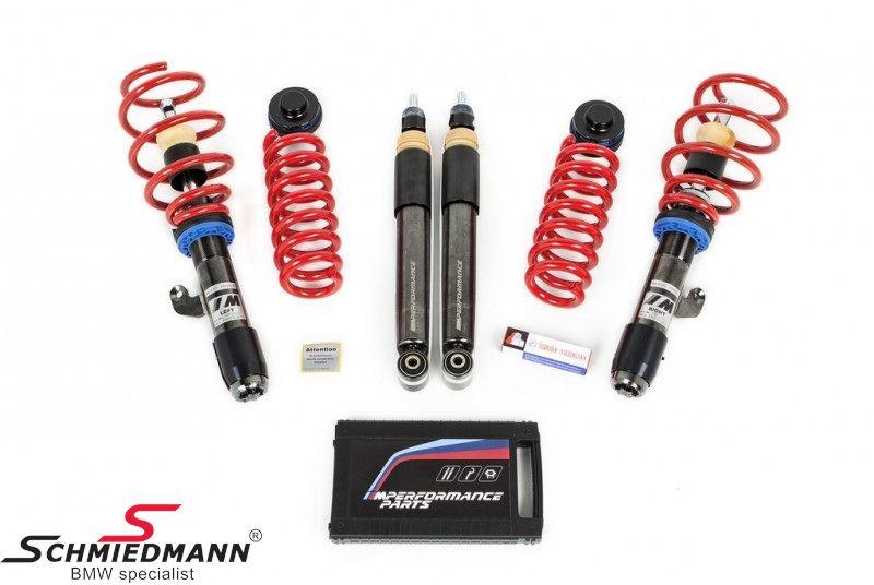 Sports suspension -BMW Performance- retrofit kit - Height, bump and rebound adjustable -original BMW