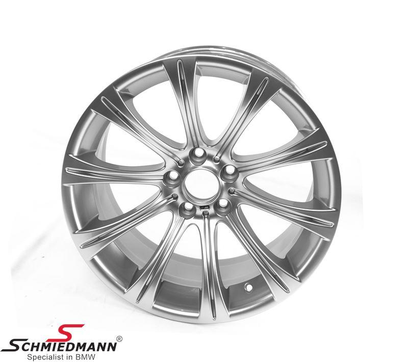 """19"""" M5 Radialspeiche 166, Rims set 9X19 ET17 (original BMW M5) (DEMO: Please note wheels got smaller scratches)"""