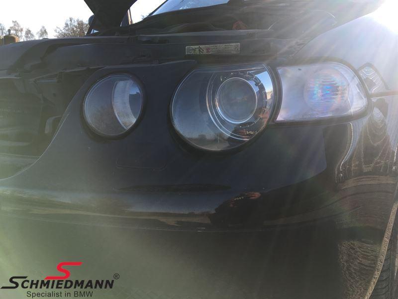 Headlight L.-side complete with xenon inclusive ballast (Genuine BMW)