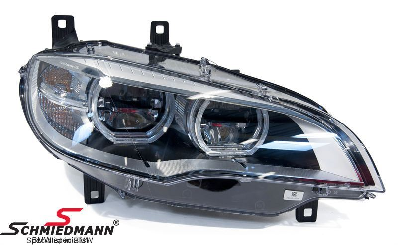 Headlight LED retrofit kit - Genuine BMW - (Only for models without S524A Adaptive headlights)