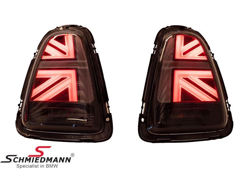 Taillights set smoke - UK Design (No coding required)