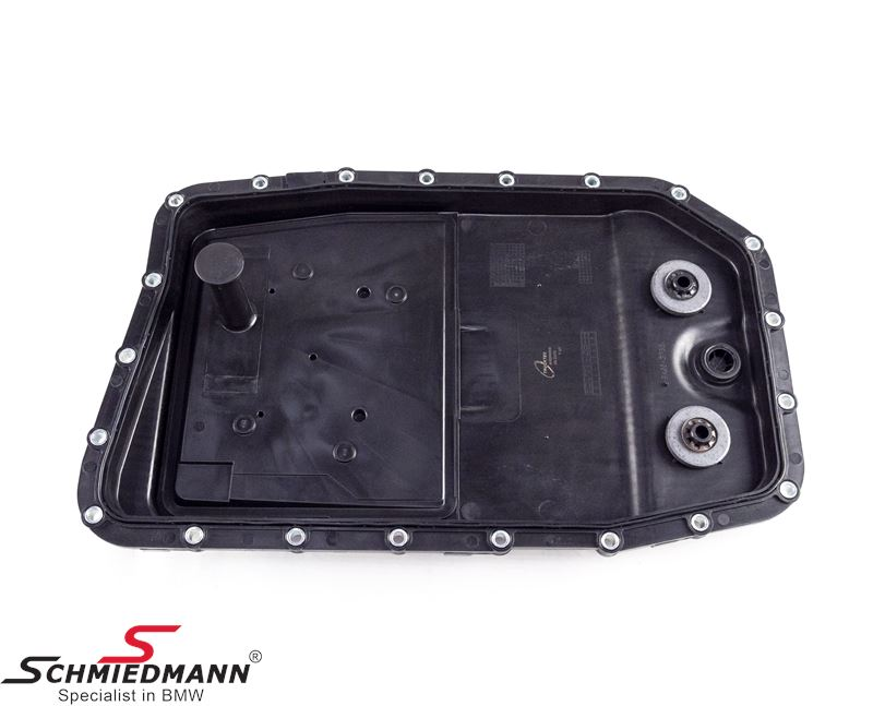 Oilfilter/oil pan for automatic transmission (For 6-speed transmission)