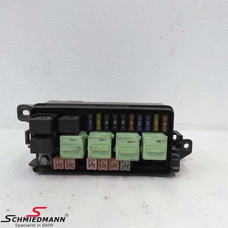 A58993 61131480790 61 13 1 480 790 1480790  Power distribution box front