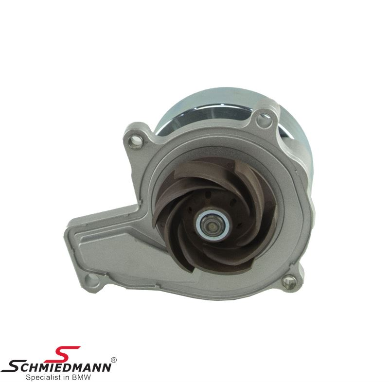 Coolant pump with thermost. -Meyle Heavy Duty-