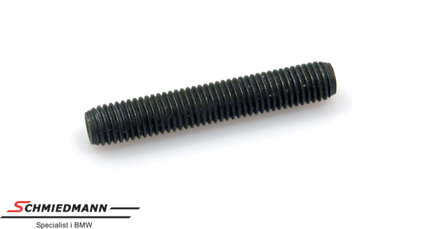 Pinnbult topplock M7X42