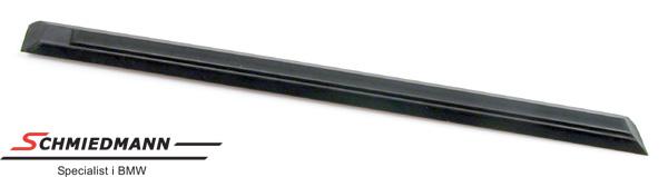 Stossleiste Tür hinten schwarz R.-Seite