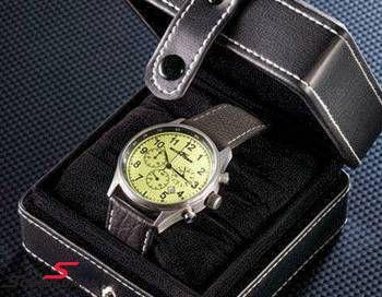 AC Schnitzer men's -Quarz Chronograph II- armbåndsur original AC Schnitzer