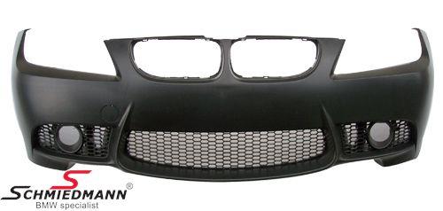 Prední nárazník Motorsport II EVO design (Svetlomety do mlhy M-Technic musí být zakoupeny samostatne)