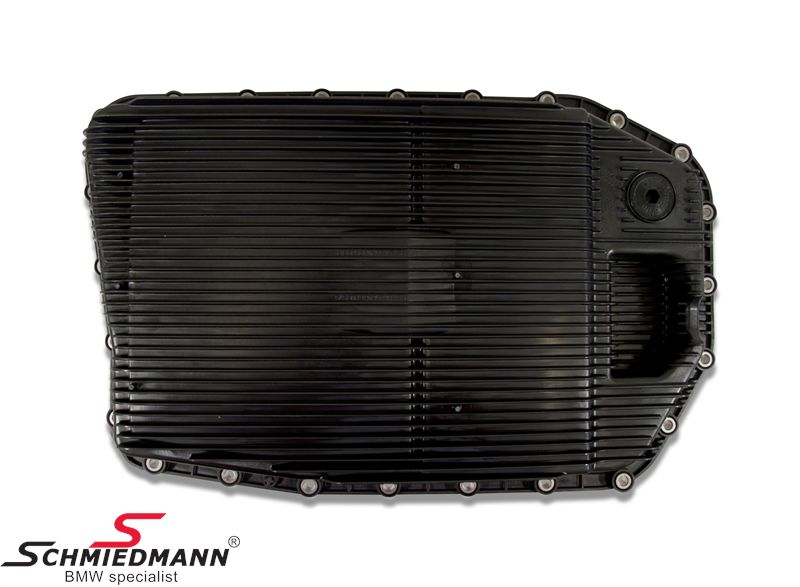 Oil pan for automatic transmission