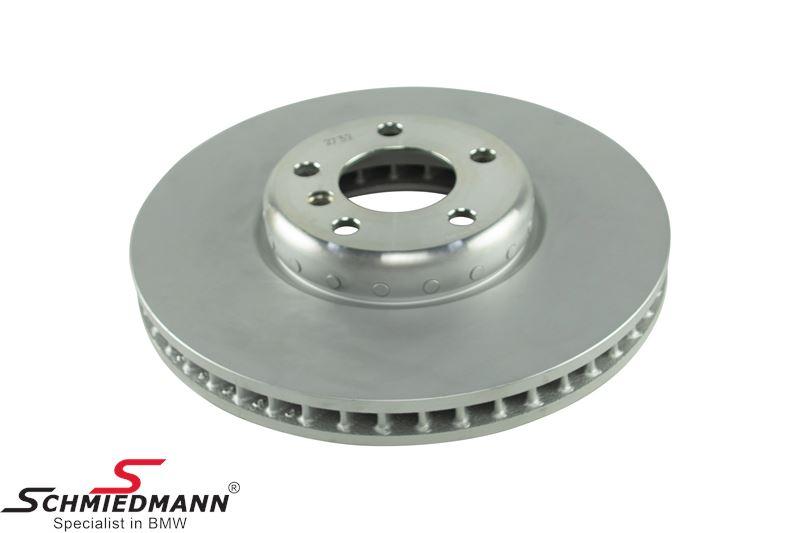 Brake disk L.-side 348x36MM - ventilated