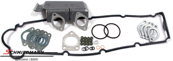 Gasket set cylinderhead M21 diesel (without cylinderhead gasket)