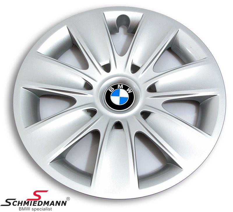 """Navkapsel till 16"""" stålfälgar original BMW"""