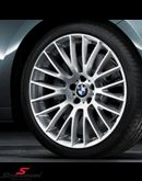 "20"" 8,5+9x20 Kreuzspeiche 312 with 245/35+275/30/20 (original BMW)"