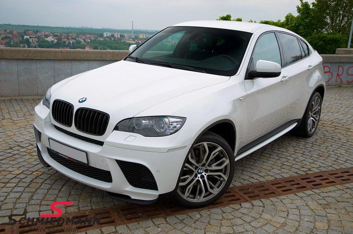 Bmw X6 E71 Bmw Original Spoiler Set Schmiedmann New Parts