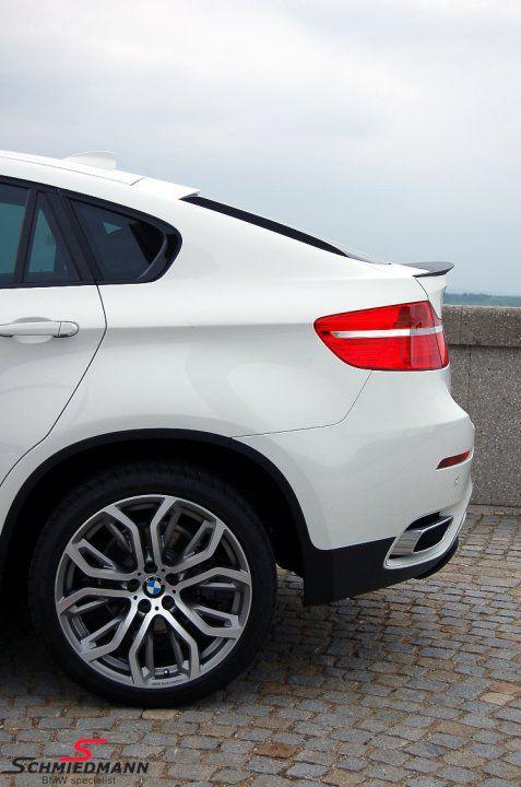 Hækspoilerlæbe -BMW Performance- grundmalet (skal lakeres) original BMW