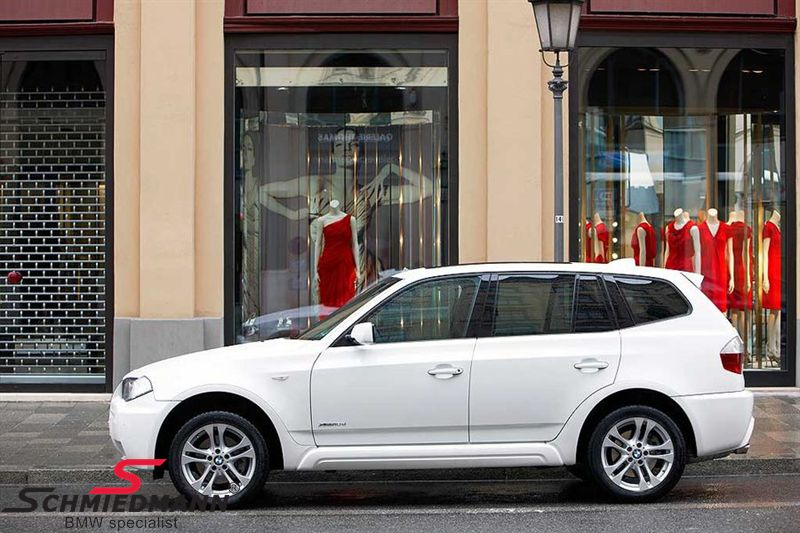 bmw x3 e83 equipment styling outside schmiedmann. Black Bedroom Furniture Sets. Home Design Ideas