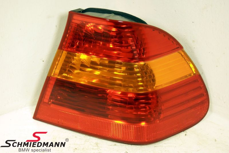 B63216946534  Taillight standard yellow indicator outer part R.-side