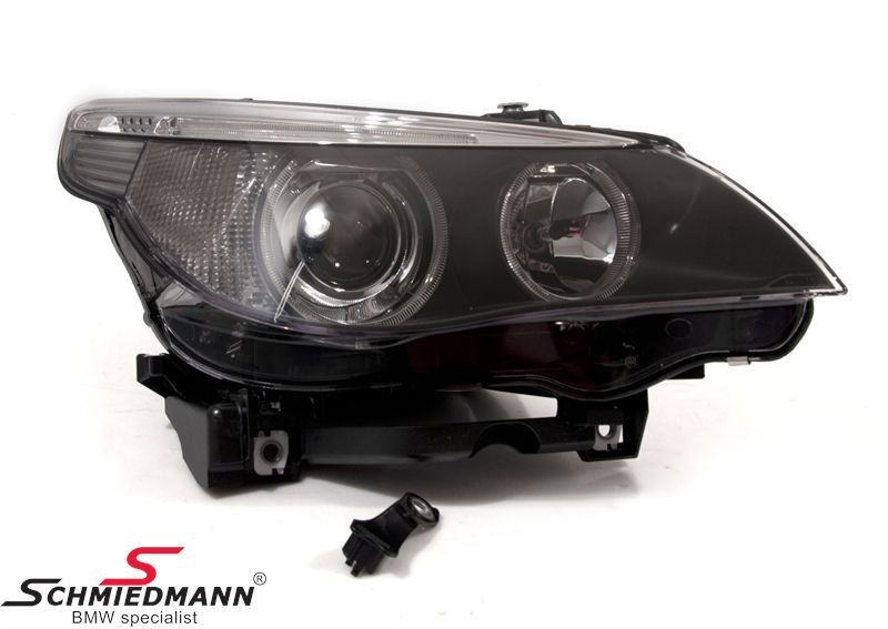63127160194H  Headlight R.-side complete with bi-xenon without adaptive light Hella (original)
