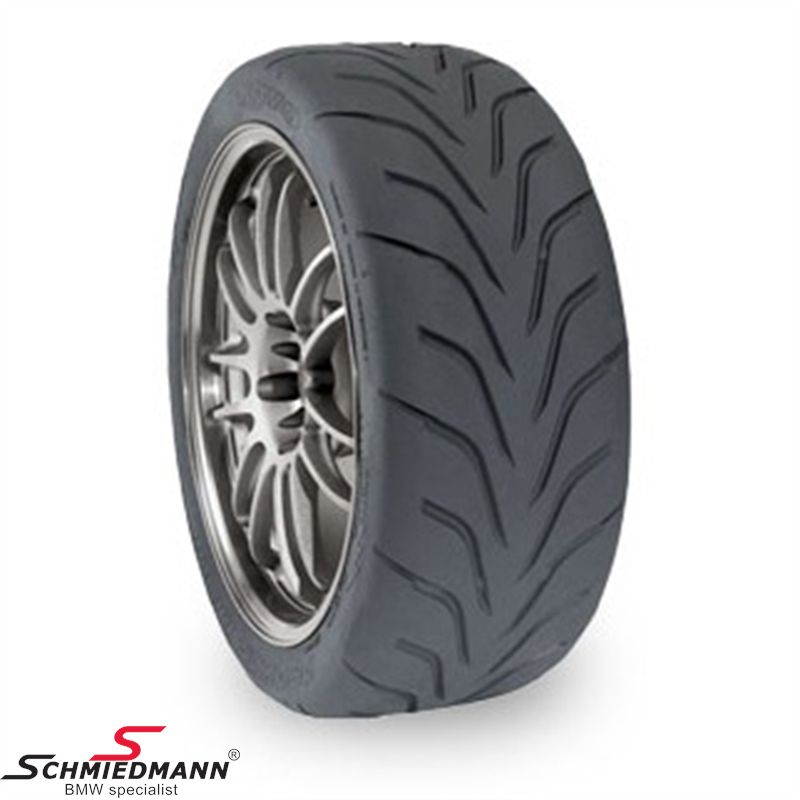 "17"" Toyo R888 street slicks 255/40/17 perfect for a Track Day"