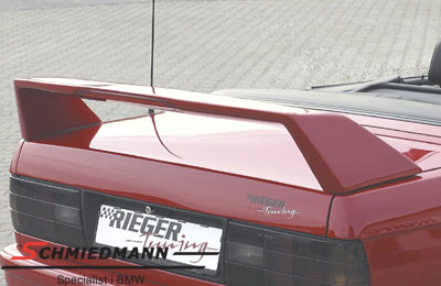 Rear-wing Rieger Genesis with brakelight