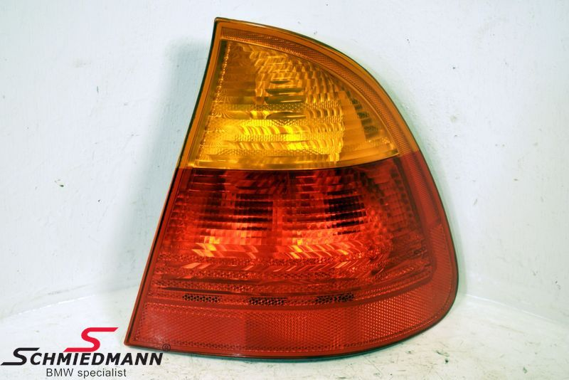 B63218368758  Taillight standard yellow indicator outer part R.-side