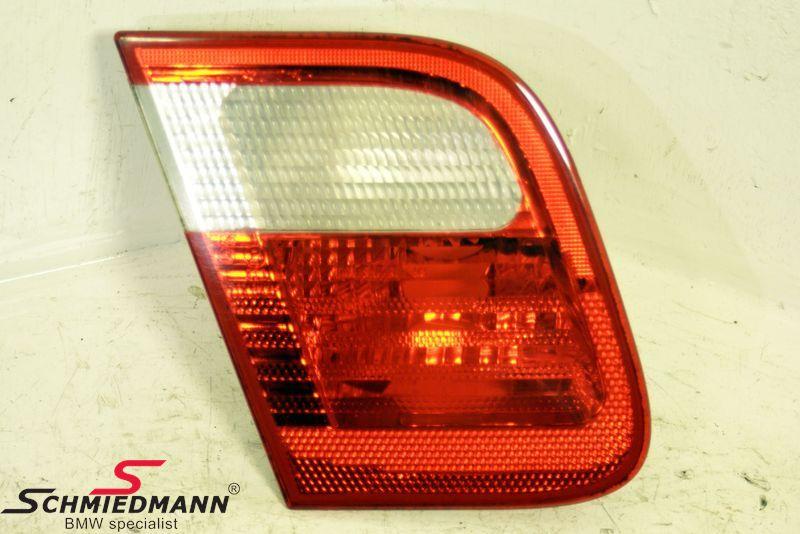 B63218364923  Taillight standard trunk lid part L.-side