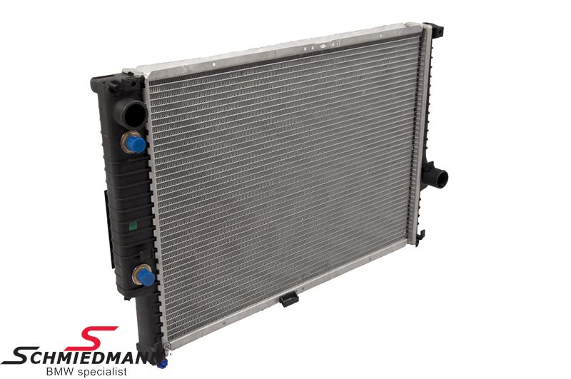 Radiator A=610MM with transmission oil cooler