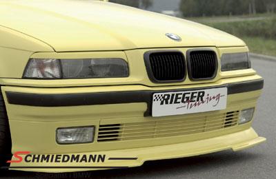 Front Splitter V.1 BMW M3 E36 Kolfiberlook