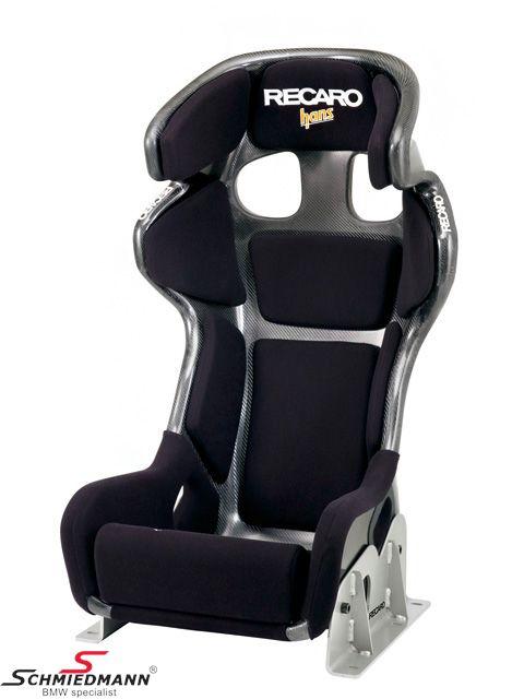 Sportsæde Recaro -Pro Racer ULTIMA 1- (super letvægt/carbon) black/carbon passer i H.+V.-side