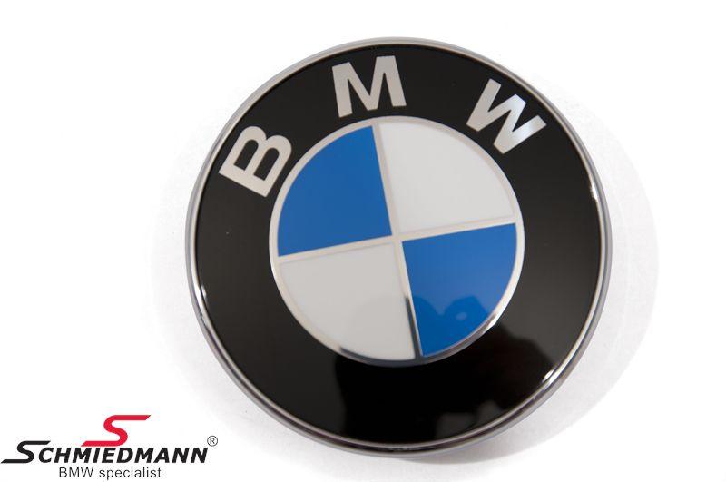 Emblem bagagelucka BMW
