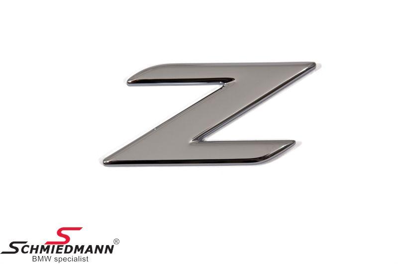 "Emblem ""Z"" universal"
