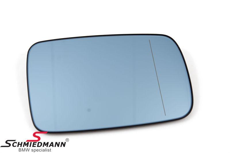 Speilglass uten varme V.-side