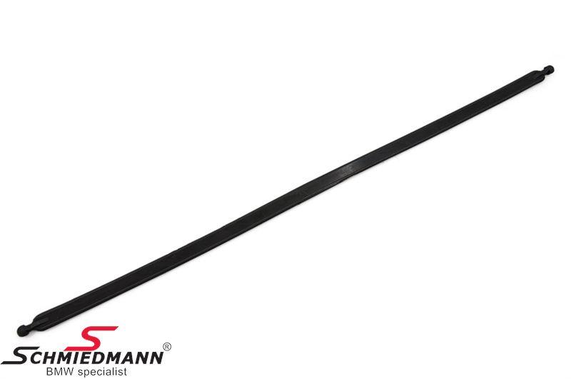Spannband schwarz    L=590 mm