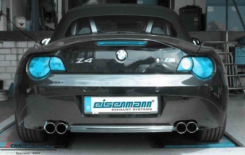 Schmiedmann Bmw Z4 E85 Tuning New Parts