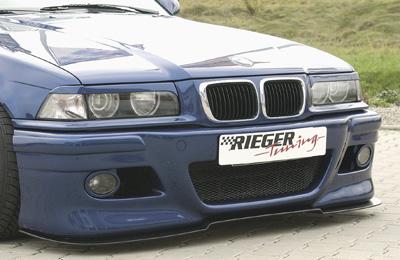 Frontspoiler underdel til Rieger frontspoiler E46 M3 look 49019K