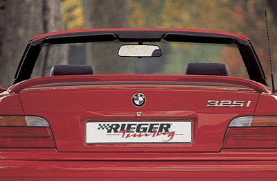 Rear-wing Rieger Infinity I