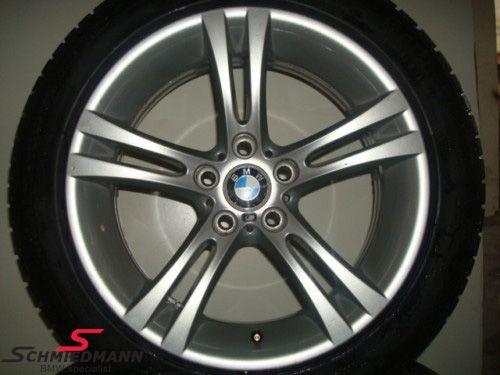 """18"""" M-Doppelspeiche 184 fælge 8X18 (original BMW)"""