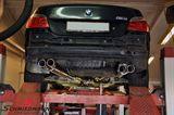 SCM604V8545  Schmiedmann sport takavaimennin 4X86MM ulostuloilla ja 2 takavaimenninta
