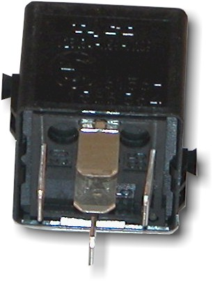 BMW 61361388364 / 61-36-1-388-364  Relay black