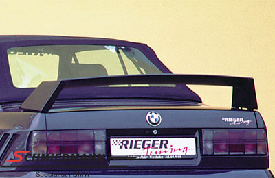 Rear-wing Rieger Genesis without brakelight