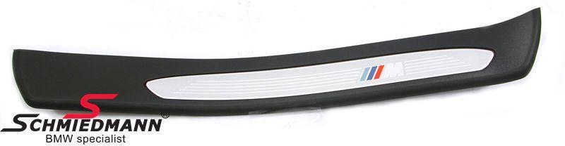 Front door sills M-Tech. R.-side rear