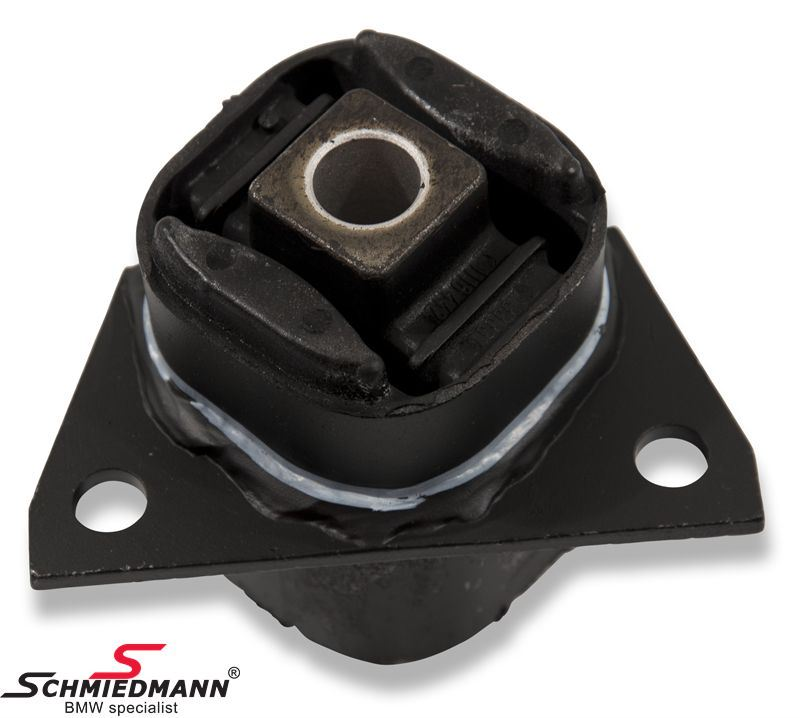 Outer rubber mountings rear axle hard L.-side